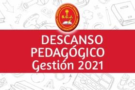 DESCANSO PEDAGÓGICO